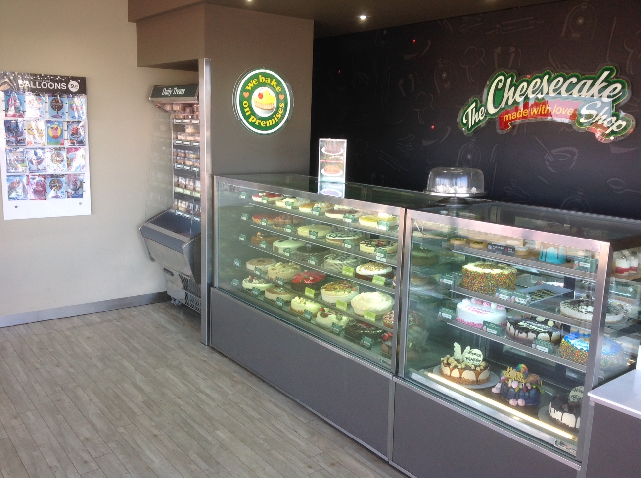 The Cheesecake Shop Bakery Franchise Christies Beach