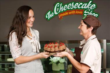 The Cheesecake Shop Bakery Franchise Edmonton, Cairns