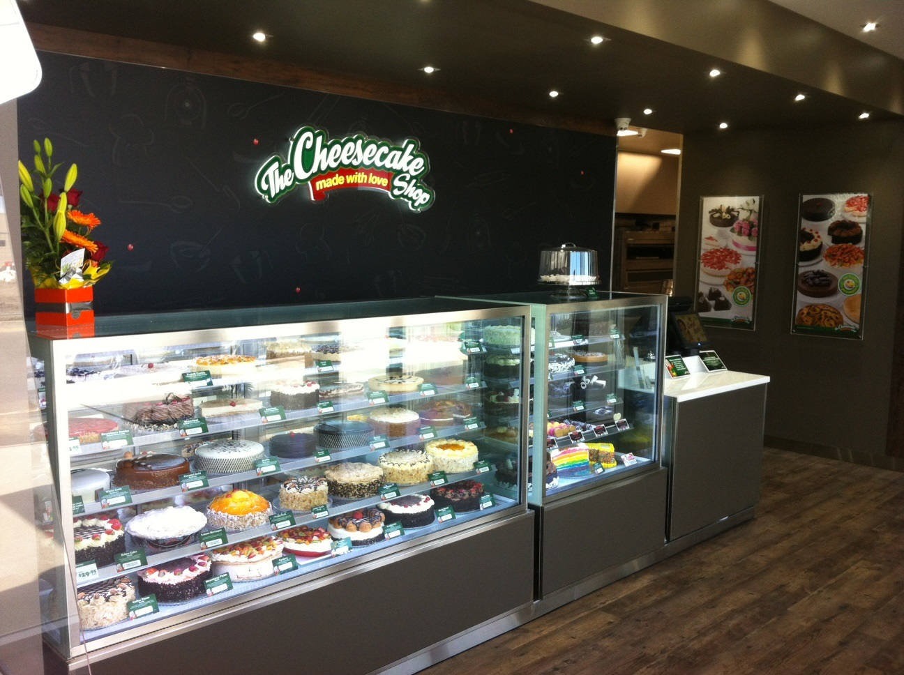 The Cheesecake Shop Bakery Franchise Smithfield