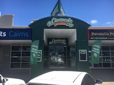 The Cheesecake Shop Bakery Franchise Cairns