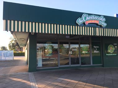 One of Queensland's best performed The Cheesecake Shop franchises