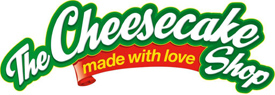 The Cheesecake Shop Logo
