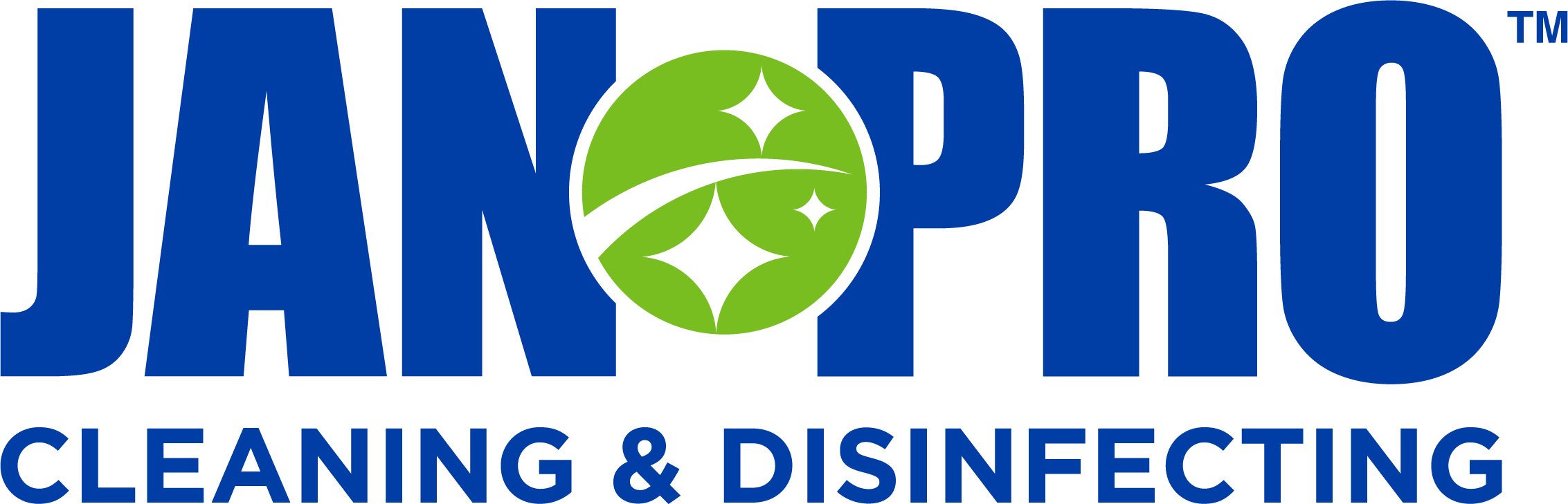 JAN-PRO Cleaning & Disinfecting Logo