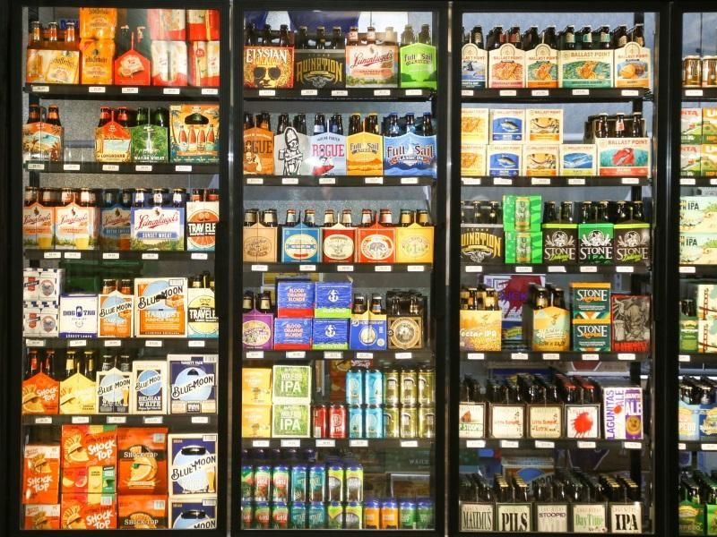 BOTTLE SHOP $465,000 (14785)