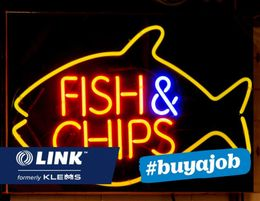 Growing Fish & Chip Shop. Perfect Family Business. $135,000 (16008)