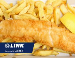 High Profit Fish and Chip Shop in a Bustling Location $295,000 (16379)