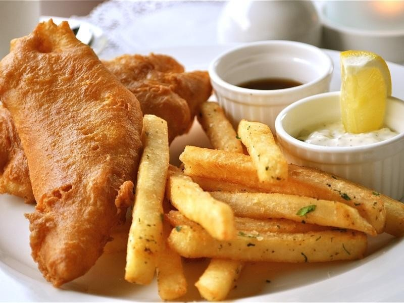FISH & CHIPS $148,000 (14710)
