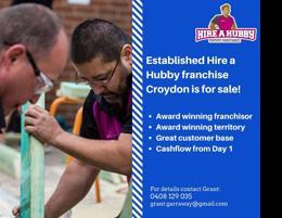 Award winning handyman franchise for sale located in Croydon Victoria