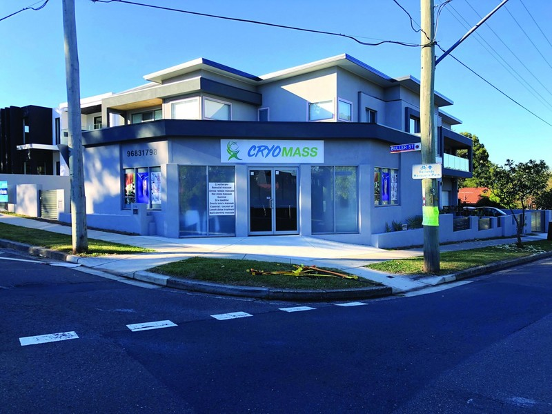 Leasehold Remedial Massage & Cryotherapy Centre  Parramatta