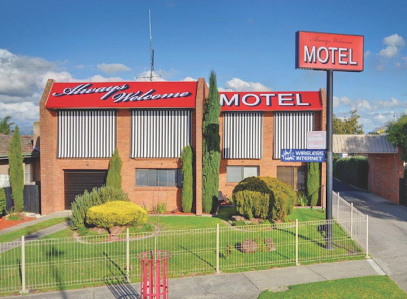 Entry Level Leasehold Motel - Morwell Victoria