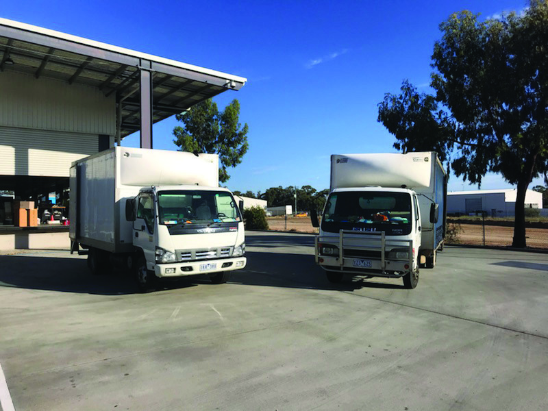 Expanding Light Freight Business Servicing Startrack - Newstead, Vic