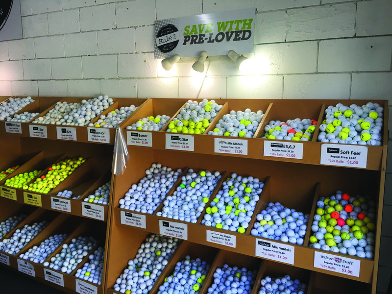 Golf & Sporting Goods Business  Burleigh Heads, Qld