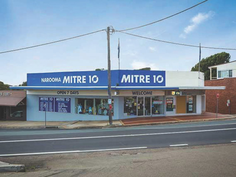 Mitre 10 Hardware Franchise  Narooma, NSW