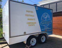 Wood Fired Pizza Trailer Business - Sunshine Coast QLD