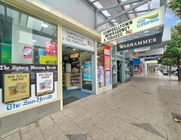 Leasehold TSG Tobacconist and Newsagency  Campbelltown, NSW