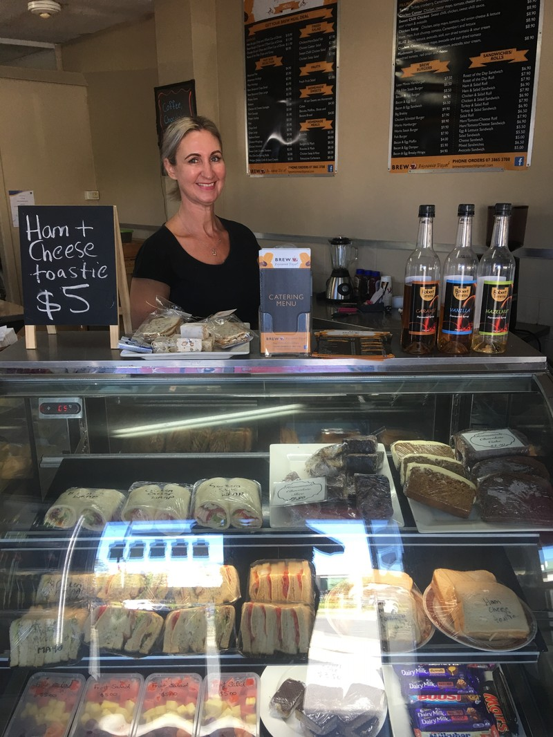 Cafe For Sale In High Density Industrial Area  Brisbane QLD