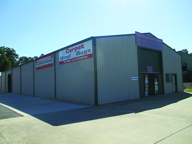 Leasehold Carpet And Flooring Store - Moruya, NSW