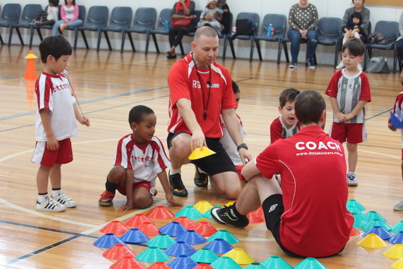 Little Kickers Franchise Two Territories  Melbourne Outer West, VIC