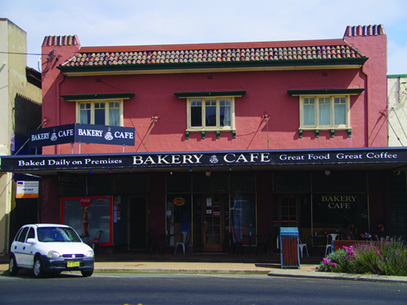 Busy Leasehold Bakery And Cafe Close To Snow Fields - Bombala, NSW