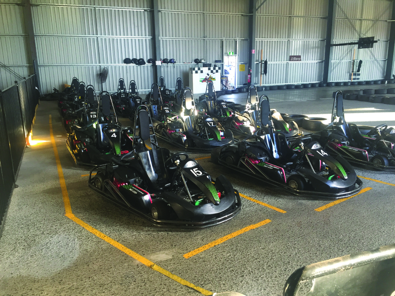 Relocatable Go-Karting Business  Everything Included  Australia-Wide
