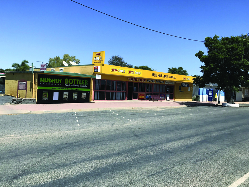 Go West for The Dollars - Richmond, Qld