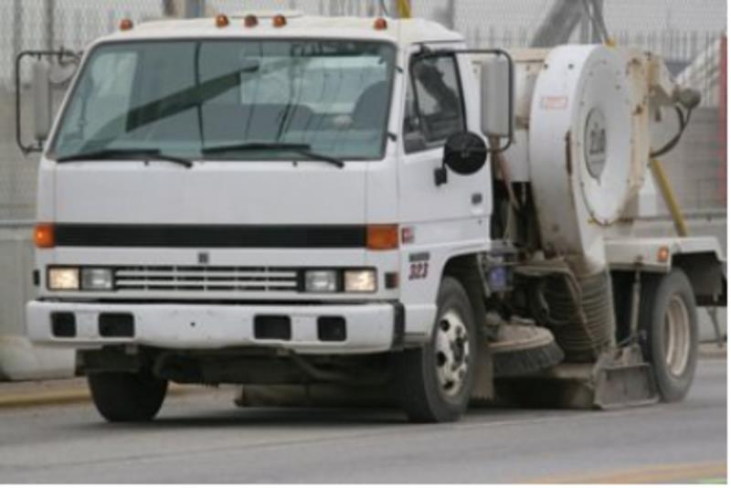 Industrial Street Sweeper Business For Sale - Sydney