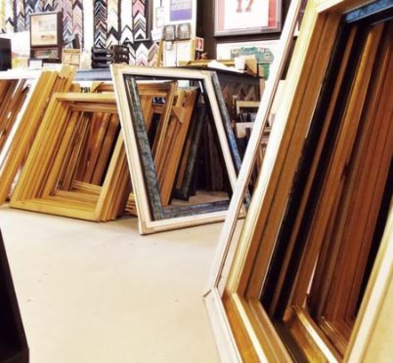 Picture Framers in Canberra - Well Established with 44 years Trading History. UR