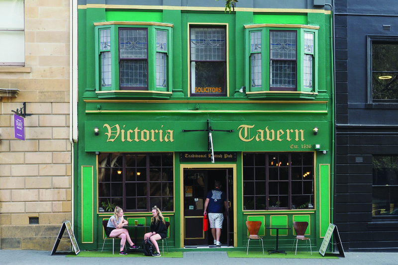 Price Drop - Iconic Renovated Leasehold Tavern  Hobart, TAS