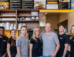 DannyBoys Rock Star Sandwiches Existing Business | Kelvin Grove, Queensland