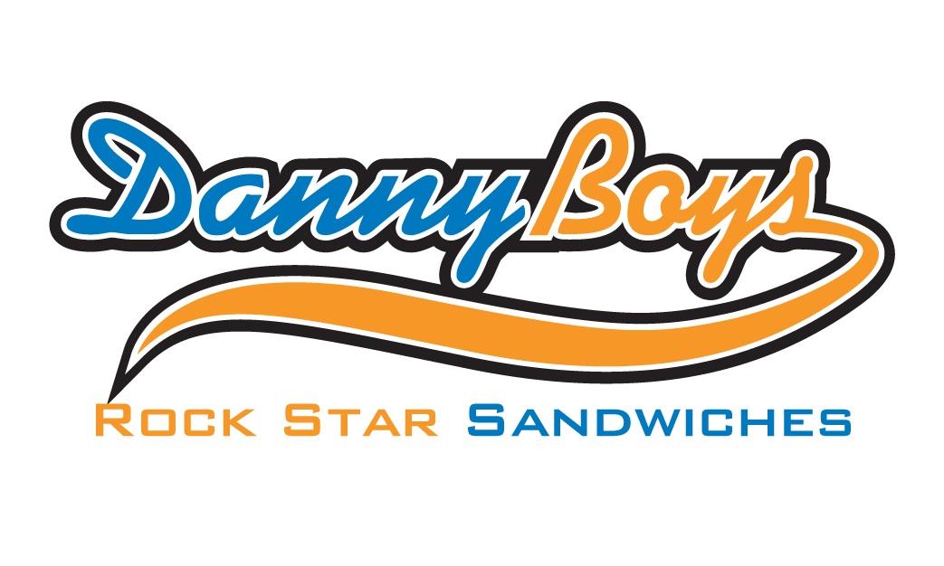 DannyBoys - Rockstar Sandwiches Logo