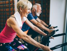 BRING CLUB ACTIVE - AN OVER 50's HEALTH & FITNESS CENTRE - TO YOUR COMMUNITY