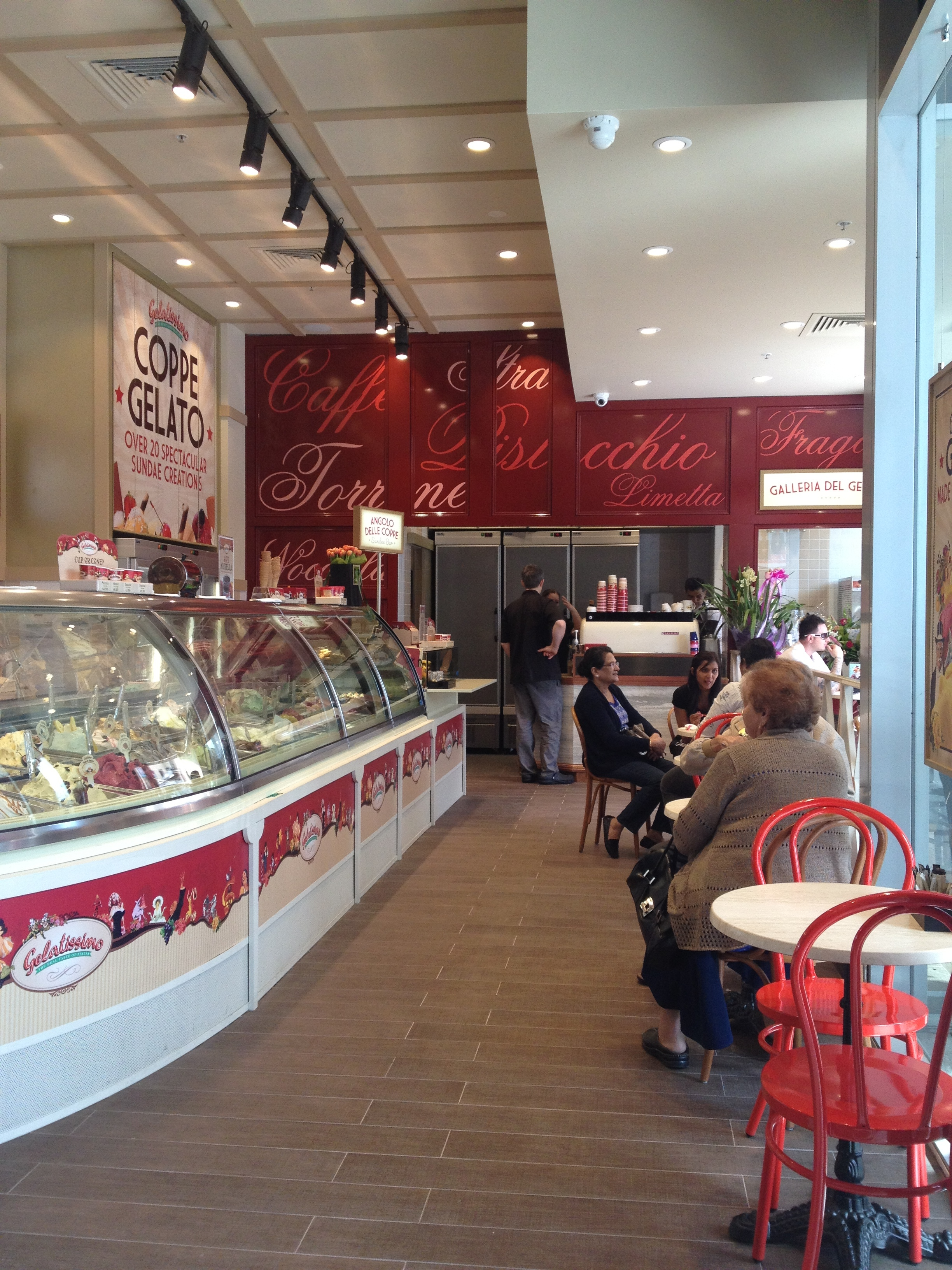 Gelatissimo Burwood NSW - For Sale! Enquire today!