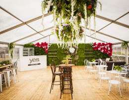 Outstanding opportunity to purchase a well-established event hire business.