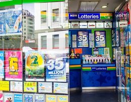 Convenience Store/Café/Sub Newsagency/NSW Lotteries Weekly sales $32,000+