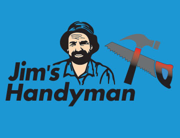 Jim's Handyman Logo