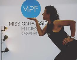 Passionate about health & fitness? Come join the Mission Possible fitness team