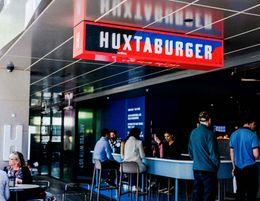 Own a Huxtaburger restaurant franchise in Brisbane CBD or surrounding suburbs
