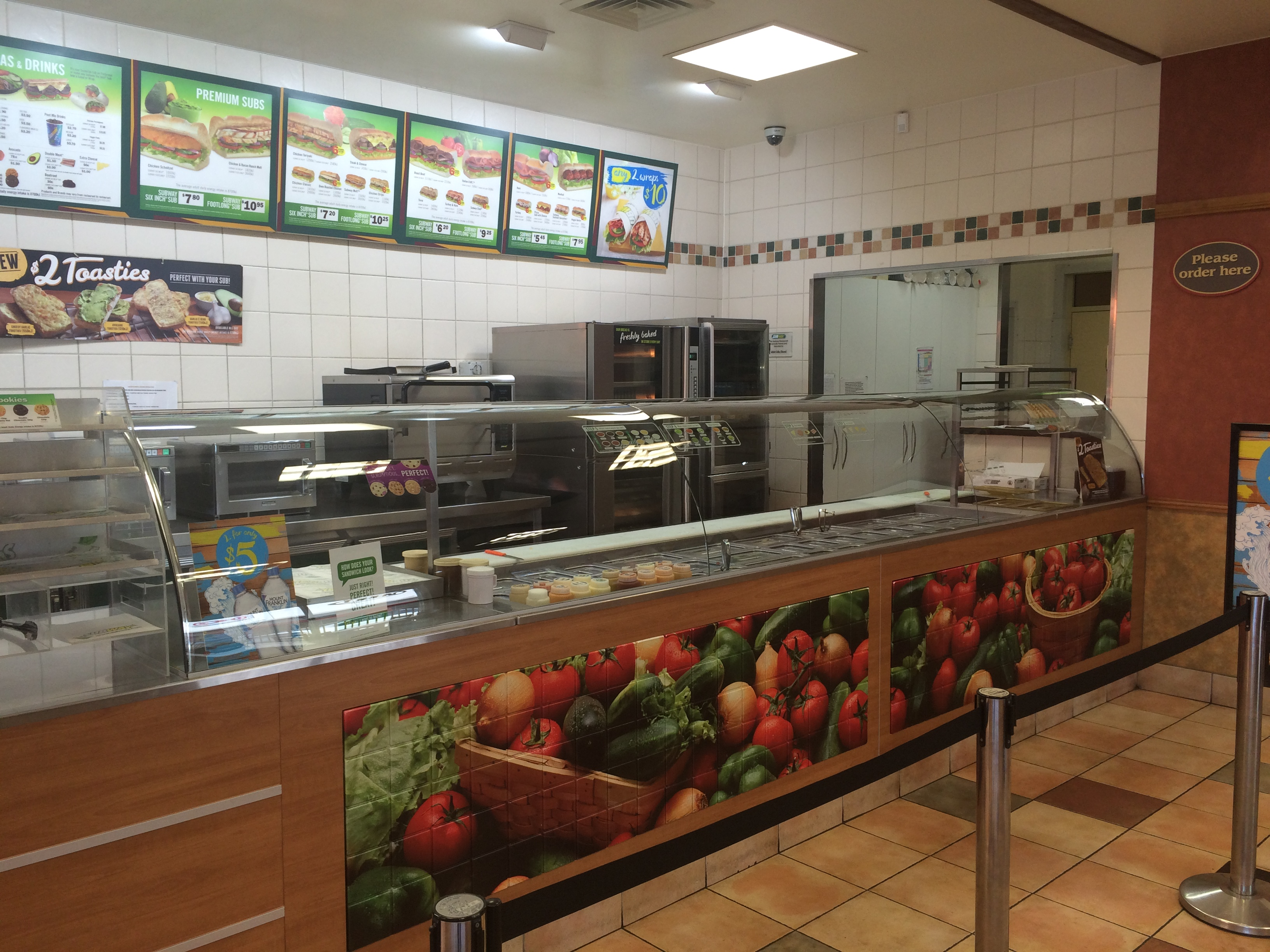 Sub Sandwiches Franchise Parramatta Area