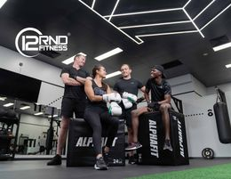 Low Capital Investment Gym Franchise Opportunity with 12RND Fitness