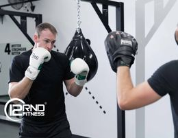 Boxing & Strength Fitness Backed by Science - Become a 12RND Franchise Gym Owner