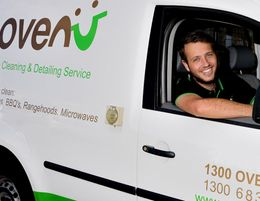 Ovenu Franchise Business - leading oven cleaning and detailing services | Perth