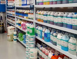 Cleaning Supplies Business