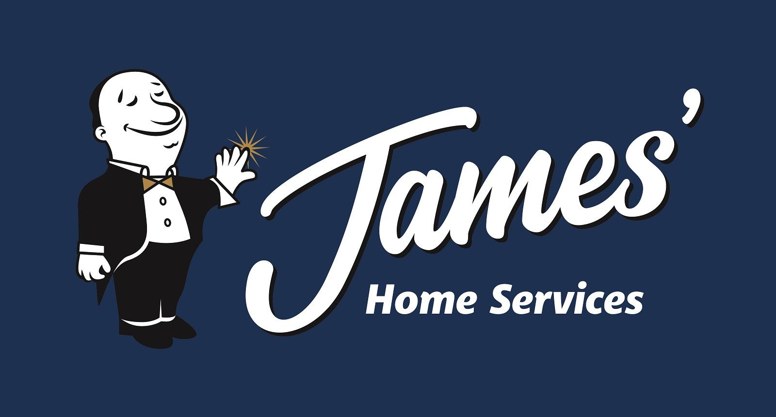 James Home Services Logo