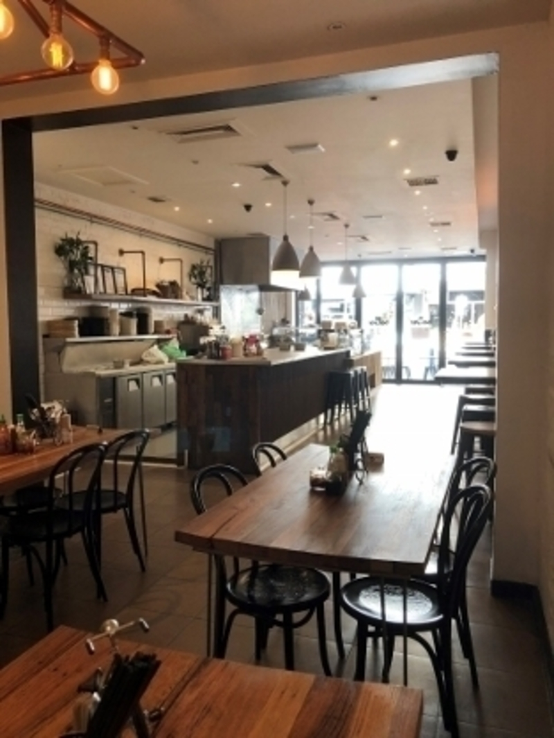 Restaurant at Moonee Ponds with 2 Bedrooms