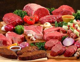 Butcher, Queen Victoria Market, Best exposure