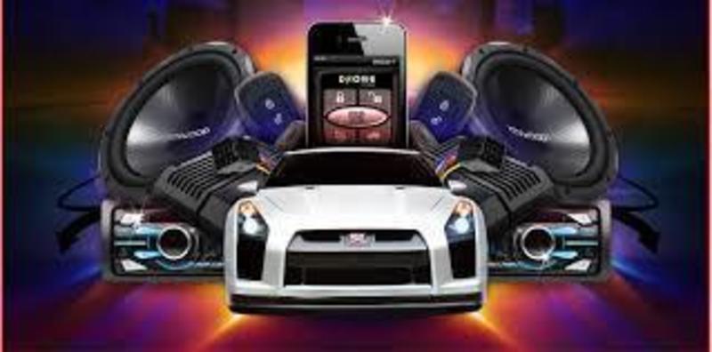 Car Electrical Business Audio, Alarms