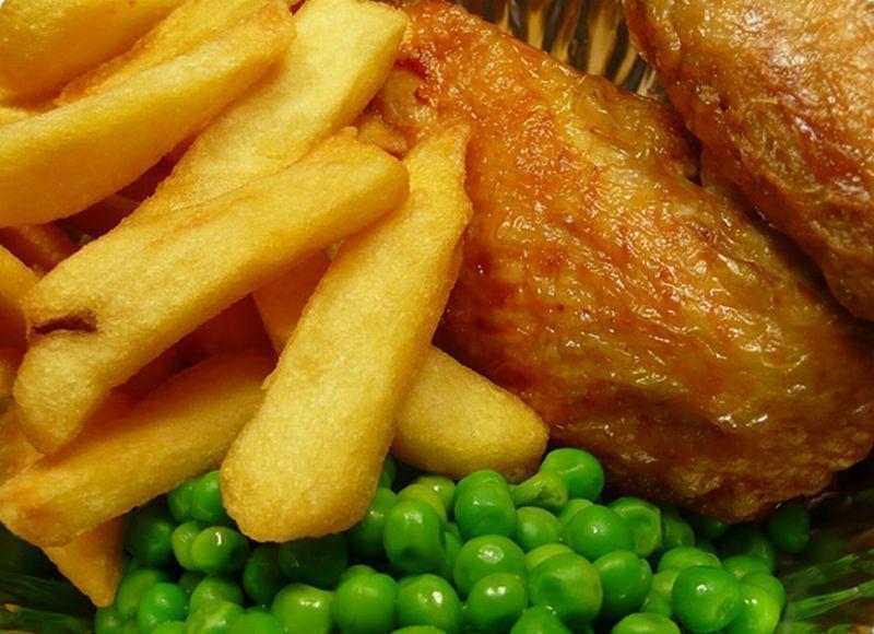 Charcoal Chicken, Modern, Essendon
