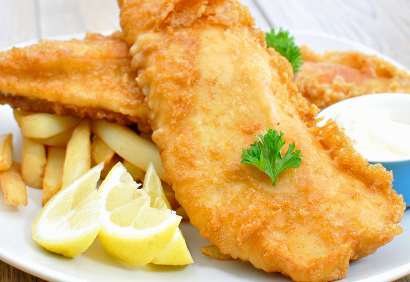 Fish and Chips $9,000 per week Cheap Cheap Rent