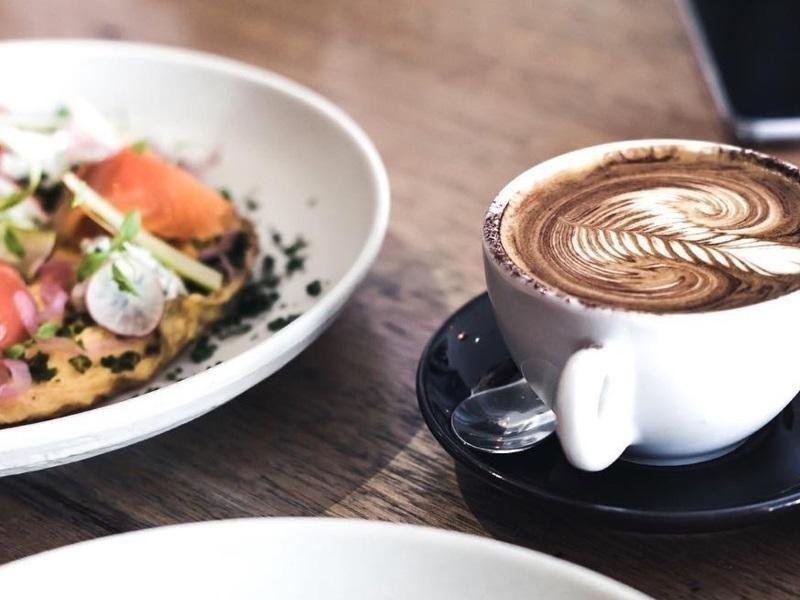Cafe, Restaurant, Bay St Port Melbourne