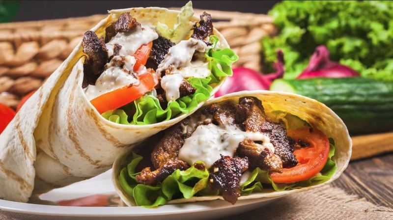 Falafel Kebabs. Moonee Ponds **SOLD ANOTHER WANTED**